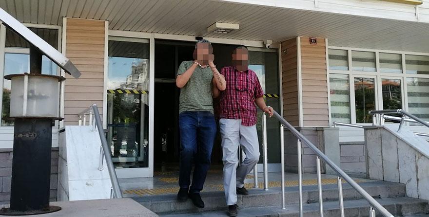 Kırıkkale'de uyuşturucu ticareti zanlısı tutuklandı