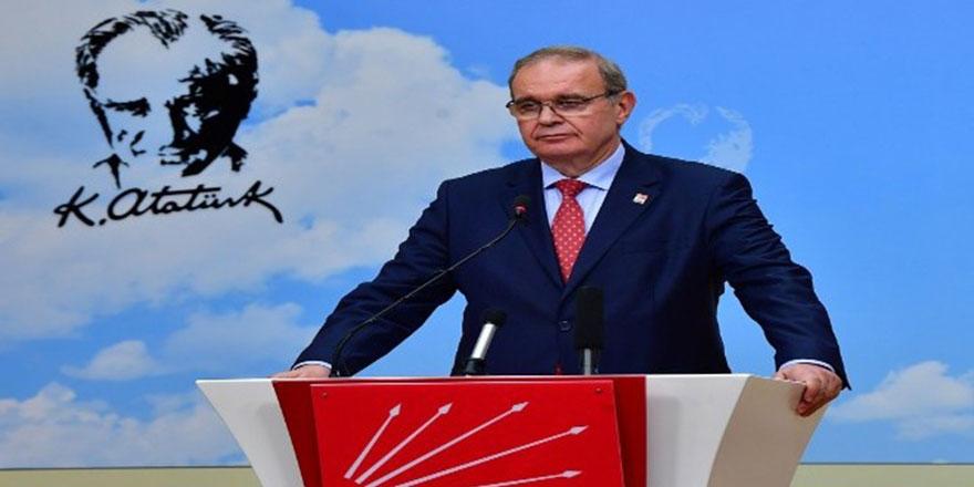 CHP Sözcüsü Öztrak: O rejimin adı demokrasi olmaktan çıkar