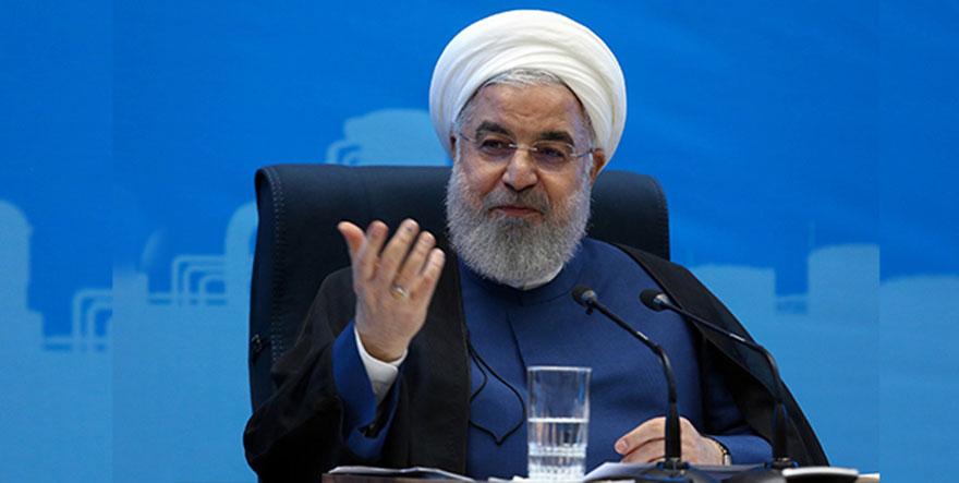 İran Cumhurbaşkanı Ruhani, Avrupa Birliğini uyardı