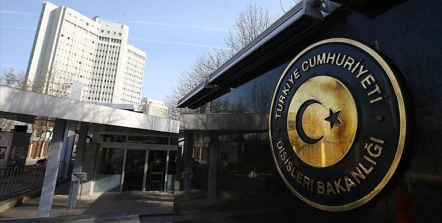 Türkiye'den AB Dış İlişkiler Konseyi'nin kararlarına tepki