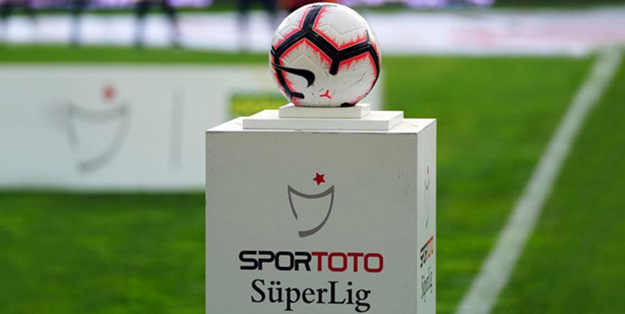 Süper Lig'de 2019-2020 sezonu fikstürü kurası çekildi