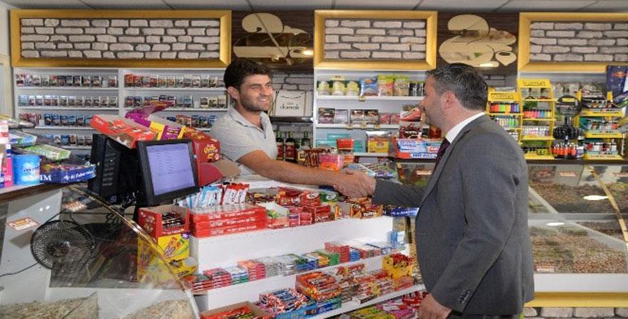 Pursaklar Belediye Başkanı Ertuğrul Çetin çalışmaları hızlandırdı