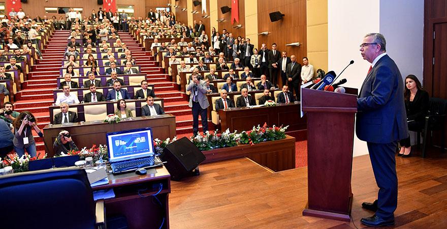 Ankara'yı ortak akılla yönetelim