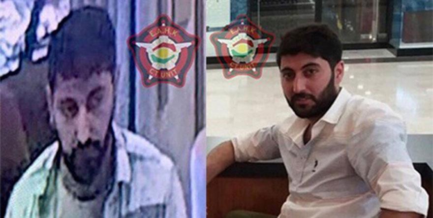 Erbil'deki hain saldırının faili HDP'li milletvekilinin ağabeyi çıktı