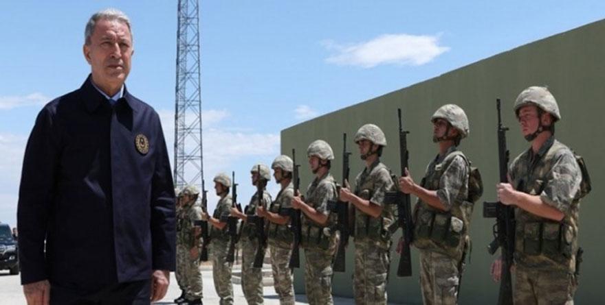 Milli Savunma Bakanı Hulusi Akar: Fırat'ın doğusuna hazırız