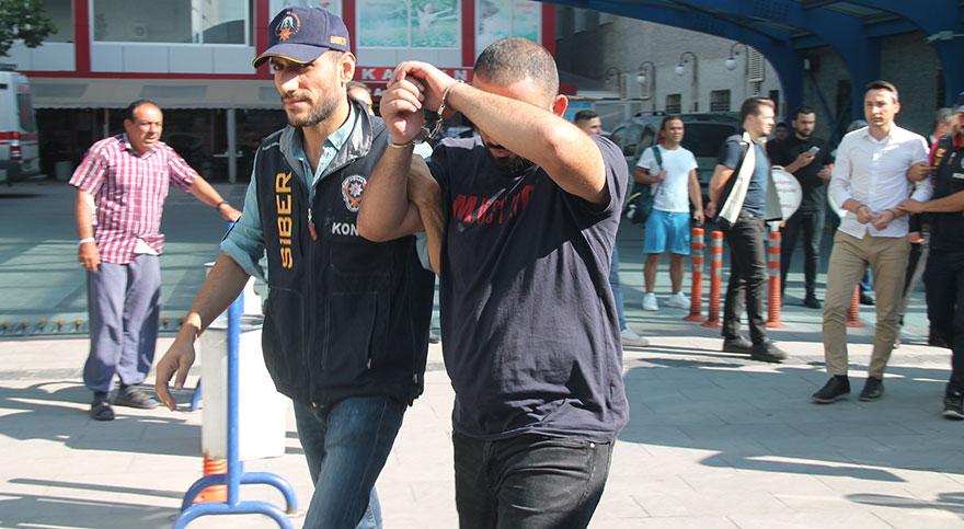 Konya merkezli 'sanal bahis' operasyonu