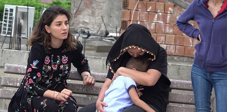 Bir annenin tarifsiz acısı