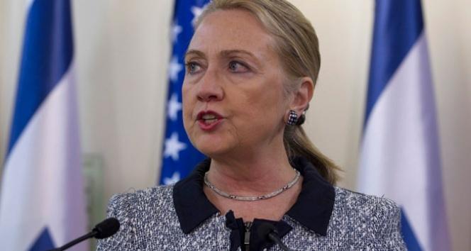 Clinton, ABD'nin tarihine geçti