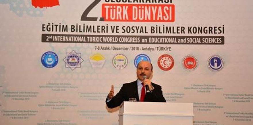 """Türk Eğitim-Sen Genel Başkanı Talip Geylan, """"Anadolu Liselerine yığılma var."""""""
