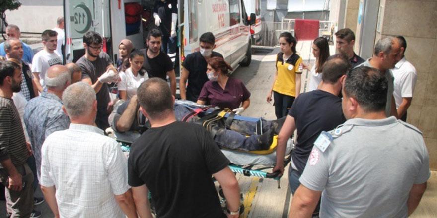 Zonguldak'taki maden ocağında  göçük: 1 işçi hayatını kaybetti
