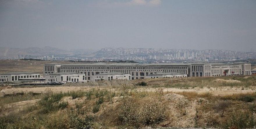 Erdoğan, MİT'in yeni kalesine ziyarette bulundu