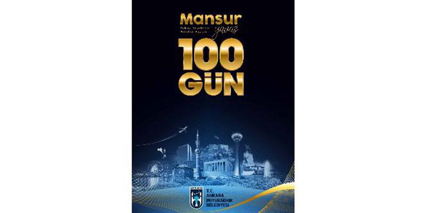 Mansur Yavaş ile 100 gün
