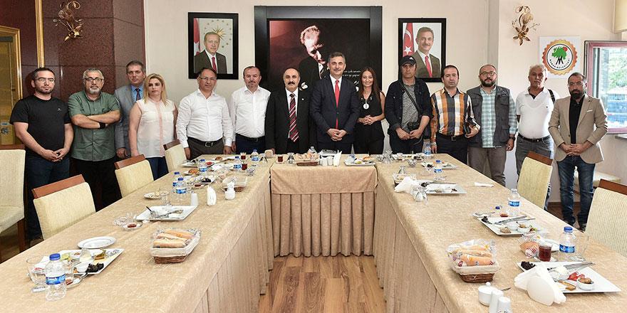 Murat Köse: Mamak'ta duvarları kaldırdık
