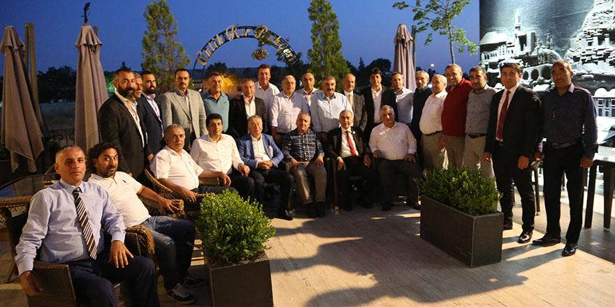 Ankara'da Kırşehirliler buluşması