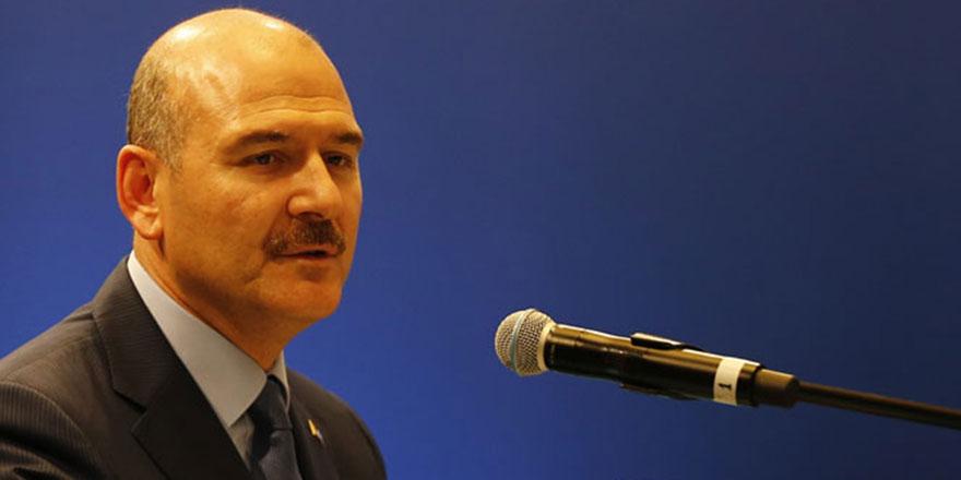 Süleyman Soylu: Türkiye'yi göç üzerinden sarsmaya çalışıyorlar