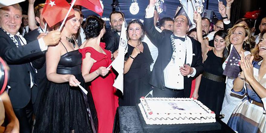BEGİKAD'dan muhteşem 2. yıl kutlaması