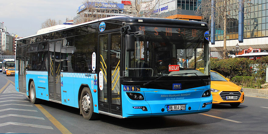 Halk Otobüsçüleri: Makul zam istiyoruz