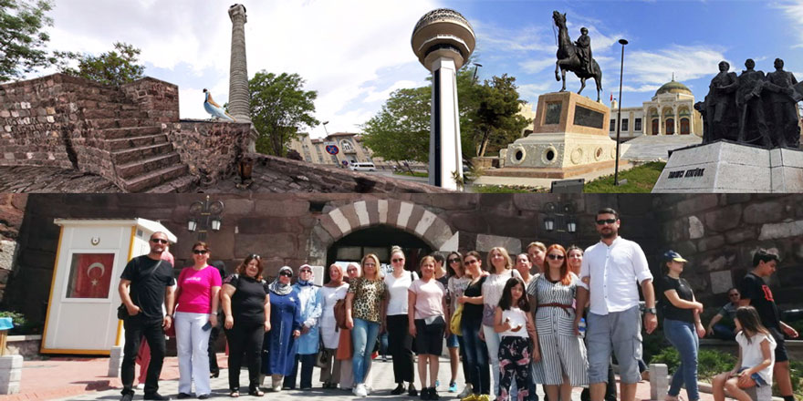 """Ankara, turizmden """"PAYINI"""" almalıdır"""