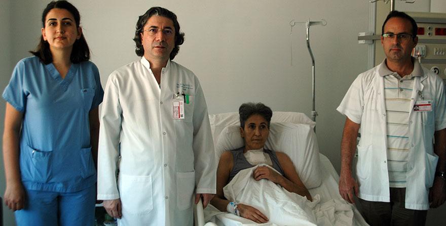 Ankara Şehir Hastanesinden Bir İlk