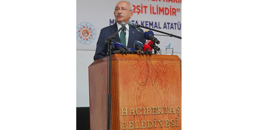 Kılıçdaroğlu: Dünya hala huzuru ve adaleti arıyor