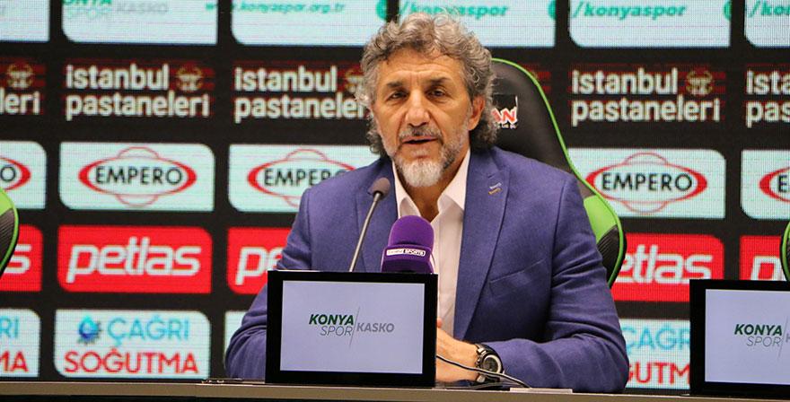Erkan: Deplasmandan bir puanla dönmek önemliydi