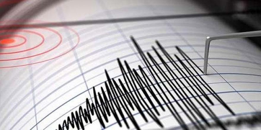 Ankara'da 3.4 büyüklüğünde deprem