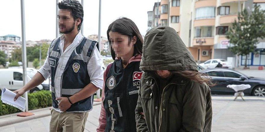 Ankara'da dernek adı altında dolandırıcılık yapanlara suçüstü