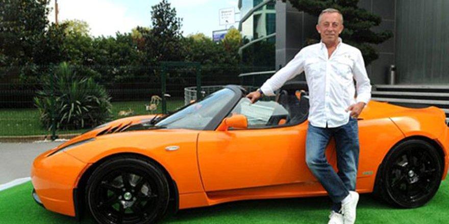 Ali Ağaoğlu'nun otomobilleri satışa çıktı