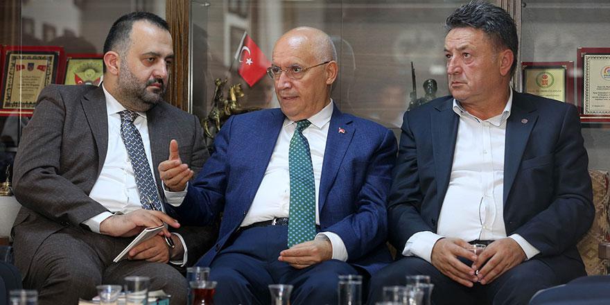 Fethi Yaşar: Ankara'nın partisi yok