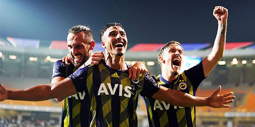 Fenerbahçe Dirar ile güldü