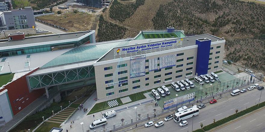Nesibe Aydın Okulları'nda 3 yeni kampüs