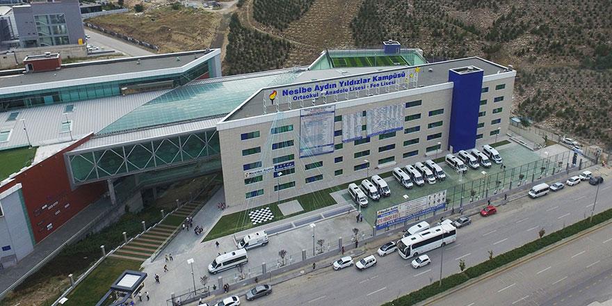 Nesibe Aydın Okulları'ndan 3 yeni kampüs