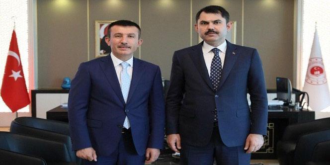 Asım Balcı'dan iki önemli ziyaret