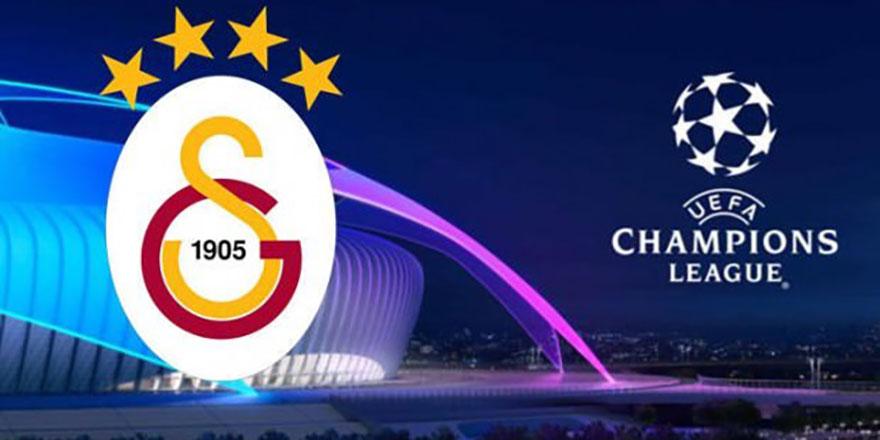 Galatasaray'a Şampiyonlar Ligi'nde zorlu rakipler