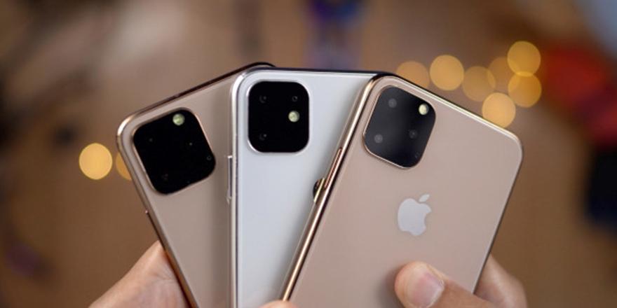 İşte iPhone 11'in yeni görüntüleri