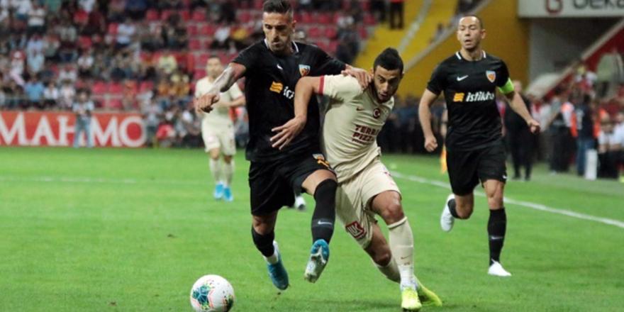 Galatasaray'dan son dakika atağı