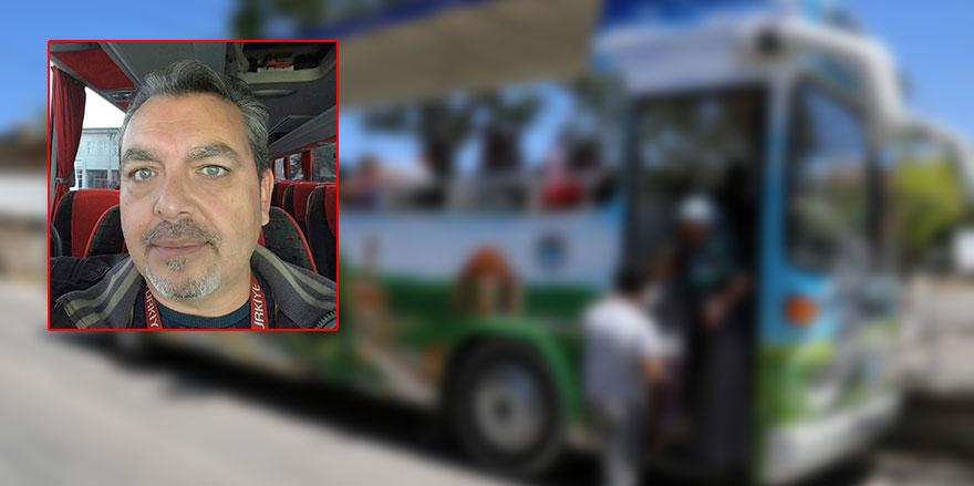 Çorum'da tur otobüsünde şok ölüm