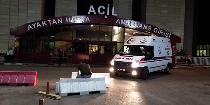Kahramanmaraş'ta otomobil dereye uçtu: 3 ölü 5 yaralı
