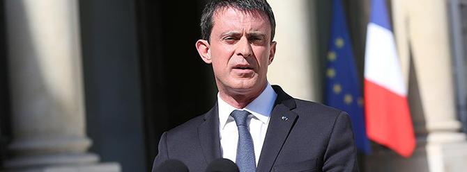 Fransa Başbakanı Valls: Müslümanlara yardımcı olmalıyız