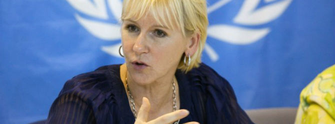 İsveç Dışişleri Bakanı: Türkiye üzerindeki baskıyı artırmalıyız