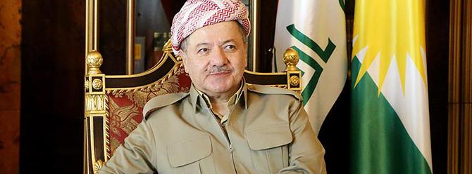 Barzani ABD Genelkurmay Başkanı Dunford'u kabul etti