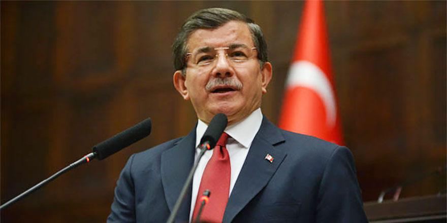 Ahmet Davutoğlu'ndan ihraç açıklaması