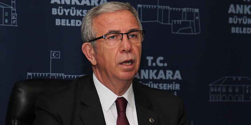 Mansur Yavaş: Ankaralıların hakkını aramaya devam edeceğiz
