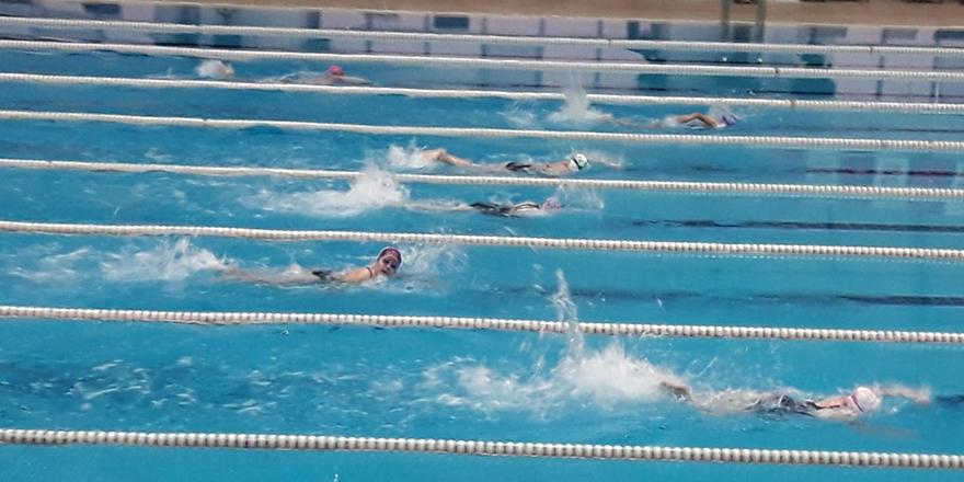 Bağlumspor kulübü yüzme motivasyon yarışmaları sonuçlandı