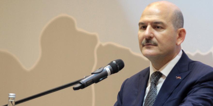 Süleyman Soylu: Araç tiyatrosu görev ihmali
