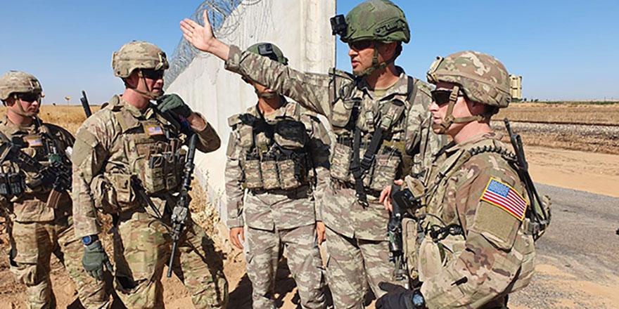 TSK Suriye'de kara devriyesine başladı