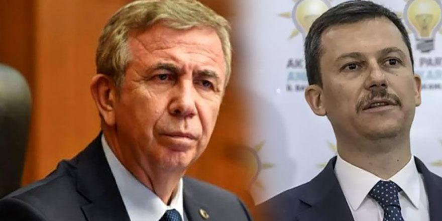 Şahin'den Yavaş'a: Ankara'yı sana dar ederiz