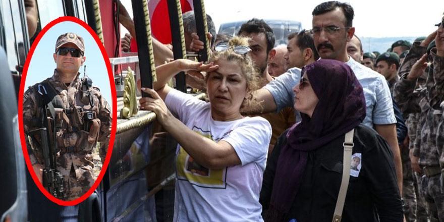 Şehit Tufan Kansuva'nın cenazesinde gözyaşları sel oldu