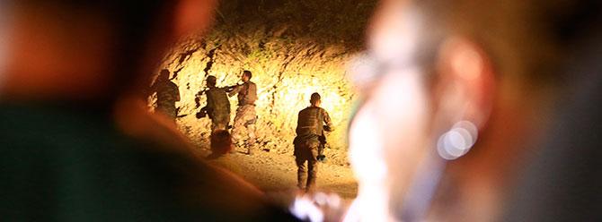 Kaçak 11 darbeci asker yakalandı!