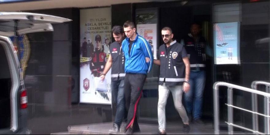 Milli kick boksçu Berke Şahin cinayetten tutuklandı